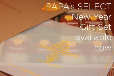 Papa's Select New Year Gift Set available now